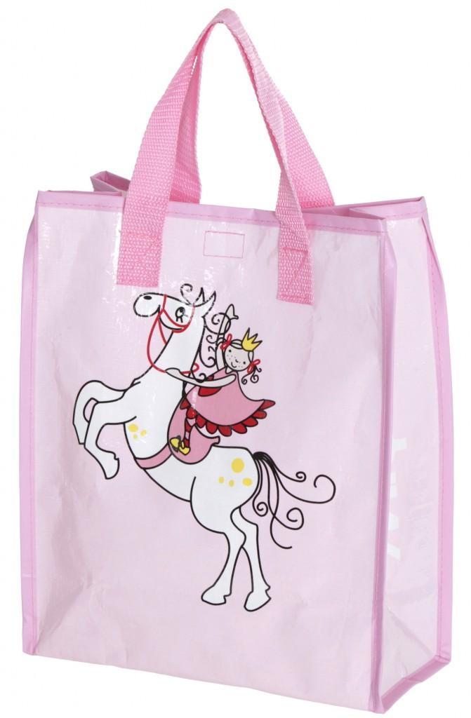 Children's girl princess bag design for Mique of Sweden