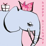 Elephant b-day