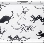 Pets cat tray design for Mique of Sweden