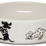 Pets dog bowl design for Mique of Sweden
