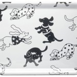 Pets dog tray design for Mique of Sweden