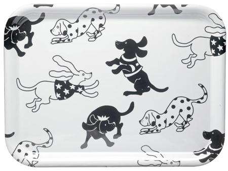 Pets dog tray design for Mique of Sweden