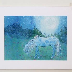 Fairytale Horse print